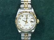 ROLEX Lady's Wristwatch 69173 STAINLESS DATEJUST